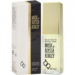 Buy Alyssa Ashley Musk Perfume for Women Eau de Toilette EDT Vapo 100 ml