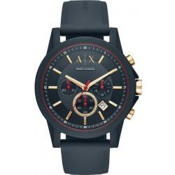 Armani Exchange Men's Watch Outerbanks AX1335 Chronograph