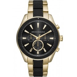 Buy Armani Exchange Men's Watch Enzo AX1814 Chronograph