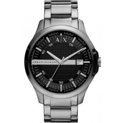 Buy Armani Exchange Men's Watch Hampton AX2103