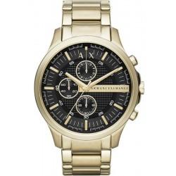 Armani Exchange Men's Watch Hampton AX2137 Chronograph