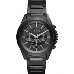 Buy Armani Exchange Men's Watch Drexler AX2601 Chronograph