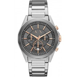 Buy Armani Exchange Men's Watch Drexler AX2606 Chronograph