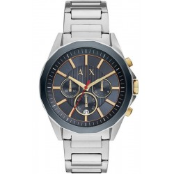 Buy Armani Exchange Men's Watch Drexler AX2614 Chronograph