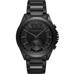 Buy Armani Exchange Connected Men's Watch Drexler AXT1007 Hybrid Smartwatch
