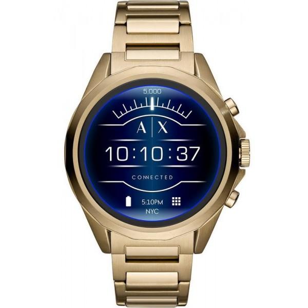 Buy Armani Exchange Connected Men's Watch Drexler AXT2001 Smartwatch