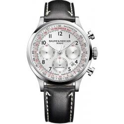 Buy Baume & Mercier Men's Watch Capeland 10005 Automatic Chronograph