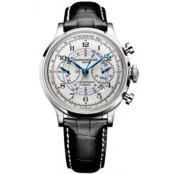 Buy Baume & Mercier Men's Watch Capeland Chronograph Flyback Automatic 10006