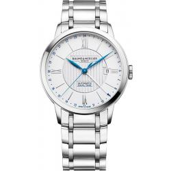 Buy Baume & Mercier Men's Watch Classima 10273 Dual Time Automatic