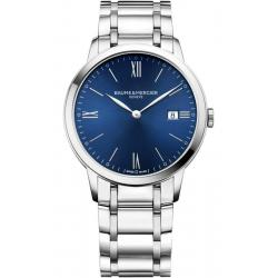 Buy Baume & Mercier Men's Watch Classima 10382 Quartz