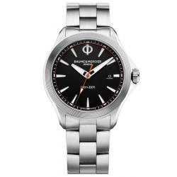 Buy Baume & Mercier Men's Watch Clifton Club 10412 Quartz