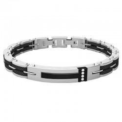 Buy Boccadamo Men's Bracelet Man ABR350A