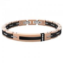Buy Boccadamo Men's Bracelet Man ABR350C