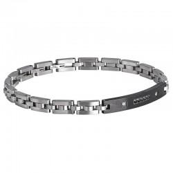 Buy Boccadamo Men's Bracelet Man ABR362N