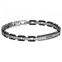 Buy Boccadamo Men's Bracelet Man ABR363B