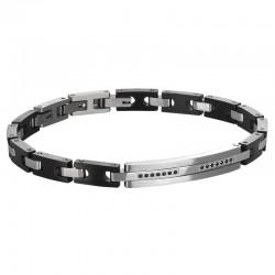 Buy Boccadamo Men's Bracelet Man ABR374N