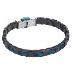 Buy Boccadamo Men's Bracelet Man ABR421B