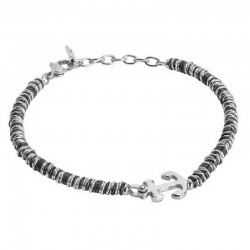 Boccadamo Men's Bracelet Man ABR423N Anchor