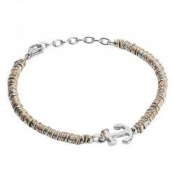 Boccadamo Men's Bracelet Man ABR423R Anchor