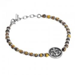 Boccadamo Men's Bracelet Man ABR427M Anchor