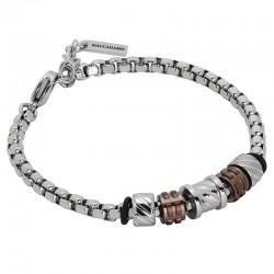 Boccadamo Men's Bracelet Man ABR509M