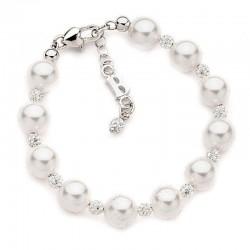 Boccadamo Ladies Bracelet Perle BR364 Swarovski