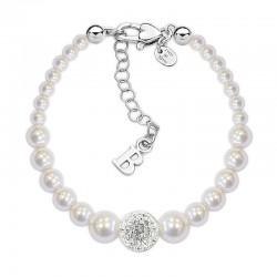 Buy Boccadamo Ladies Bracelet Perle BR367 Swarovski