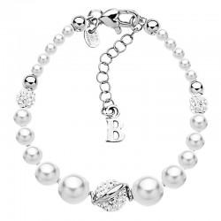 Buy Boccadamo Ladies Bracelet Perle BR369 Swarovski