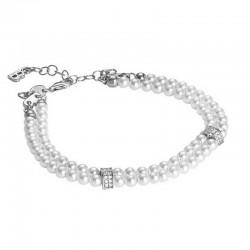 Buy Boccadamo Ladies Bracelet Perle BR459 Swarovski
