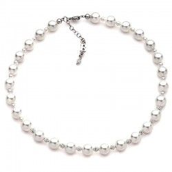 Buy Boccadamo Ladies Necklace Perle GR499 Swarovski