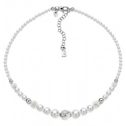 Buy Boccadamo Ladies Necklace Perle GR504 Swarovski
