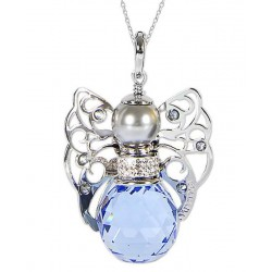 Buy Boccadamo Ladies Necklace Kerubina KUGR01 Swarovski Angel
