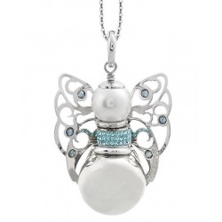 Buy Boccadamo Ladies Necklace Kerubina KUGR21 Swarovski Angel