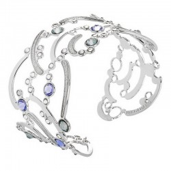 Boccadamo Ladies Bracelet Bloom XBR245 Swarovski