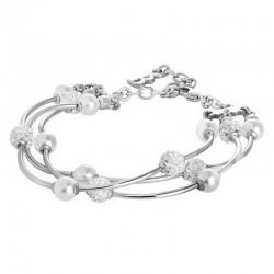Boccadamo Ladies Bracelet Doroty XBR250 Swarovski