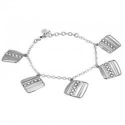 Boccadamo Ladies Bracelet Rubika XBR791 Swarovski