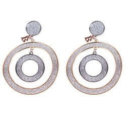 Boccadamo Ladies Earrings Magic Circle XGR071