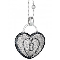 Buy Boccadamo Ladies Necklace Alissa XGR241 Heart