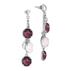 Buy Boccadamo Ladies Earrings Cristallarte XOR408A