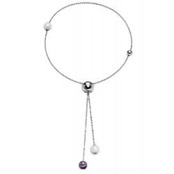 Buy Breil Ladies Necklace Chaos TJ1091