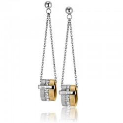 Buy Breil Ladies Earrings Breilogy TJ1429