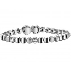 Buy Breil Ladies Bracelet Rolling Diamonds S TJ1452