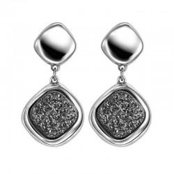Buy Breil Ladies Earrings Moonrock TJ1477