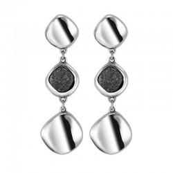 Buy Breil Ladies Earrings Moonrock TJ1478
