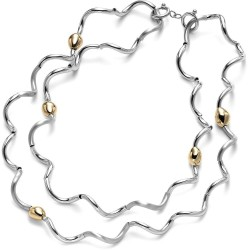 Buy Breil Ladies Necklace Flowing TJ1574