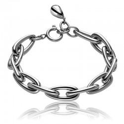 Buy Breil Ladies Bracelet Steel Rain TJ1631