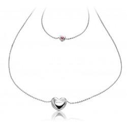 Buy Breil Ladies Necklace Love Around TJ1702 Heart