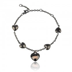 Buy Breil Ladies Bracelet Kilos Of Love TJ2728 Heart