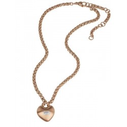 Buy Breil Ladies Necklace Kilos Of Love TJ2856 Heart