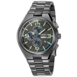 Breil Men's Watch Manta Professional TW1356 Chronograph Alarm Quartz